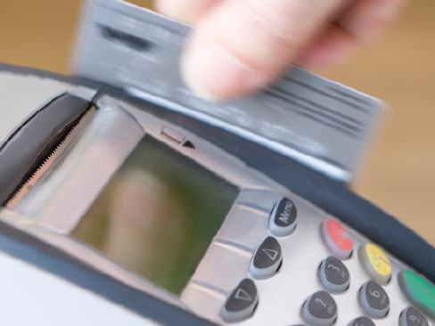 Excessive credit card charges to go