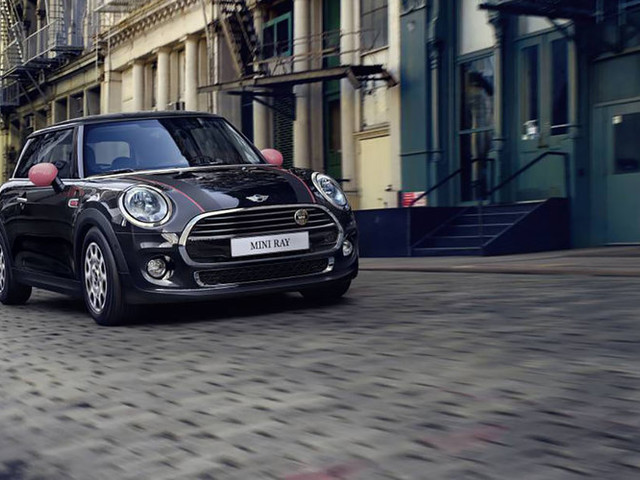 2016 Mini Ray Revealed With 29000 Drive Away Starting