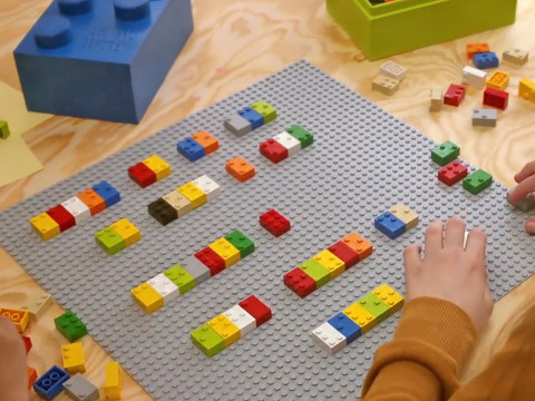 Using LEGO-Like Bricks To Teach Kids Braille Is A Stroke Of Genius