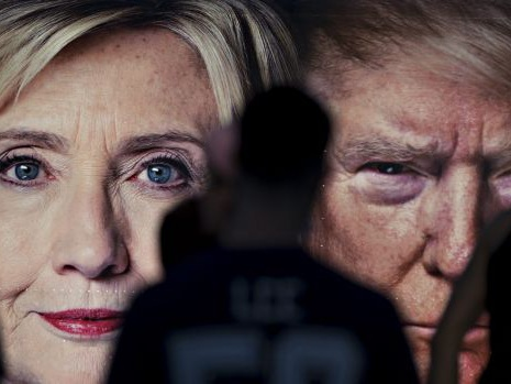 Five things to watch at the presidential debate between Hillary Clinton and Donald Trump