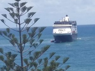 Sick Aussie dad kicked off cruise ship