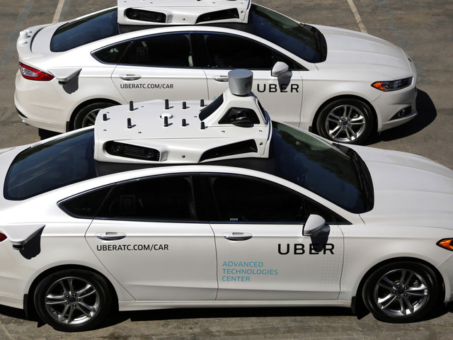 Uber's Self-Driving Car Passengers Were Signing Their Lives Away