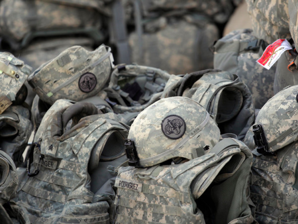 Inmates Made Thousands Of Unsafe Helmets For U.S. Troops