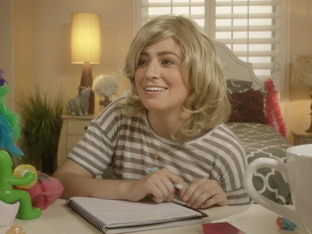 Watch Melissa Villaseñor's Spot-On Kristen Wiig Impression