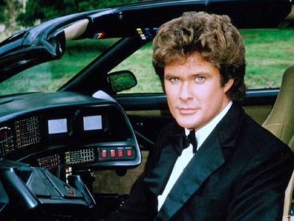 A Brief History of Every TV Version of Knight Rider, Ever