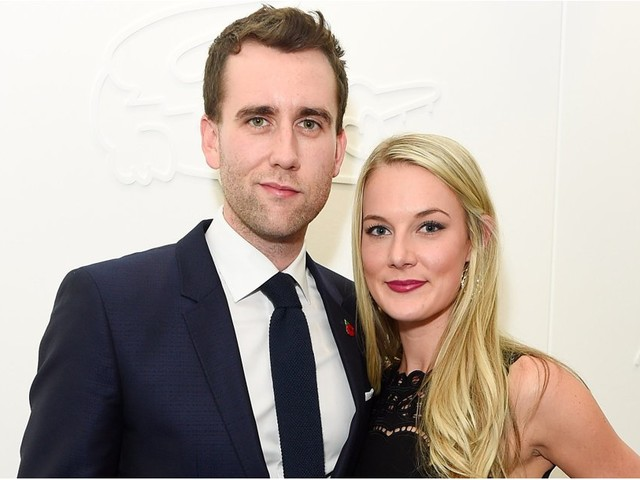 Harry Potter's Matthew Lewis Is Engaged