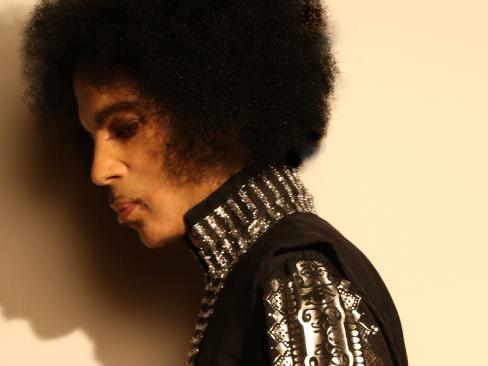 Prince's private purple party