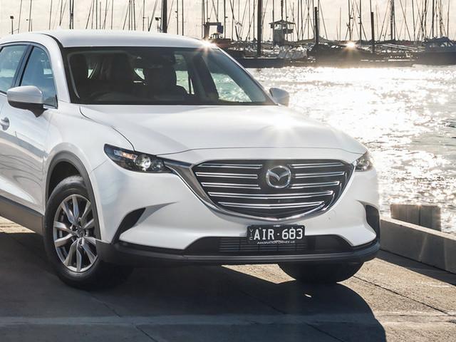 2016 Mazda CX-9 pricing revealed for Australia