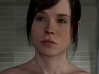 beyond two souls shower scene - photo #17
