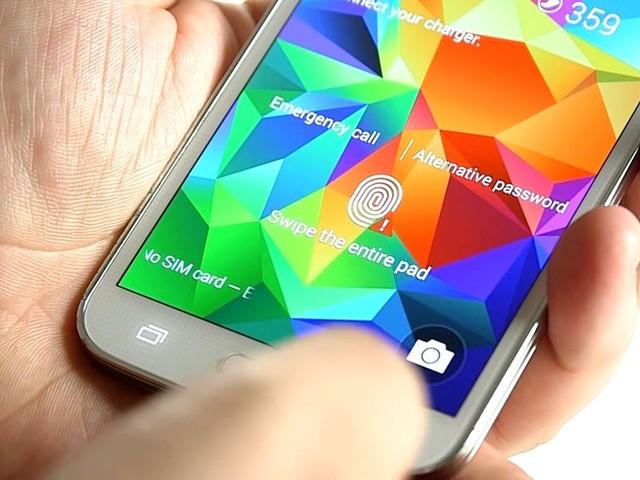 Samsung lançará sistema de pagamentos por biometria no final de abril