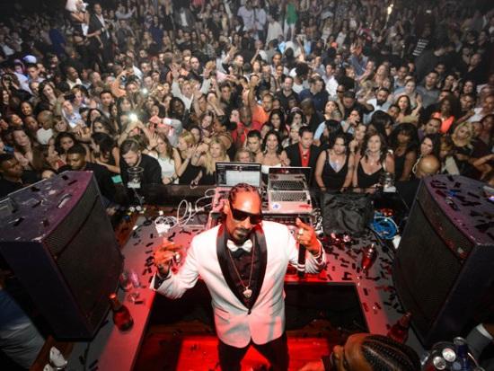 Snoop Dogg, Planet Hemp e Criolo na Pedreira