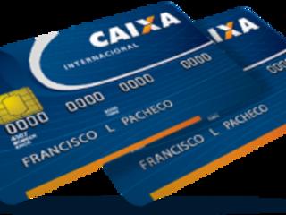 Eu Quero um Cartão de Crédito da CAIXA