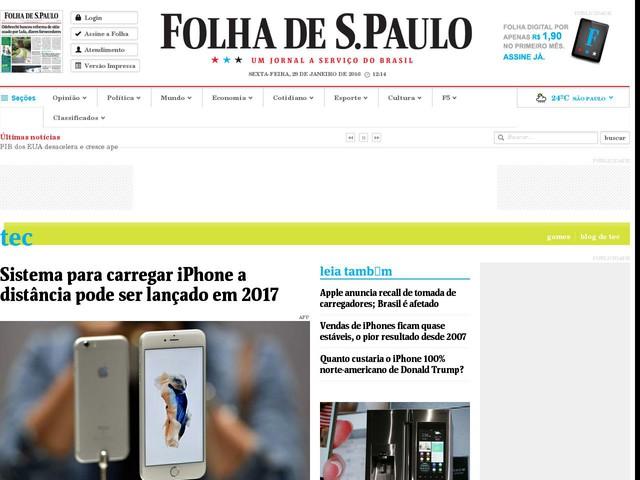 Sistema para carregar iPhone a distancia pode ser lançado em 2017