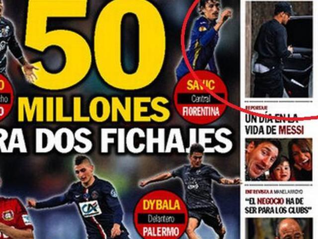 Jornal espanhol estampa foto de Neymar com calça baixa e chama estilo de 'look atrevido'