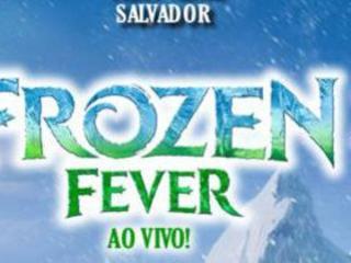Promoção: Concorra a dois pares de ingressos para o espetáculo 'Frozen 2 Fever'