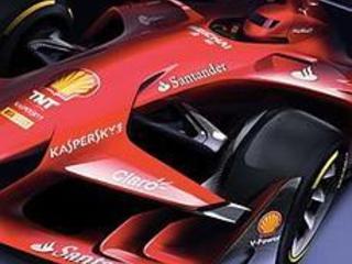 Así serán los Fórmula 1 del futuro, según Ferrari