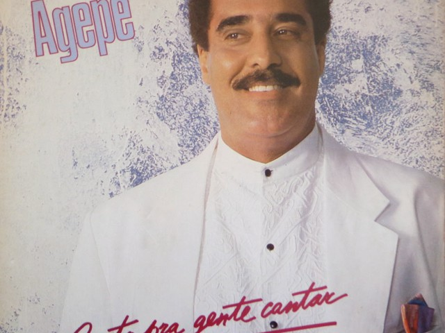Agepê - Canto pra gente cantar (LP 1988)