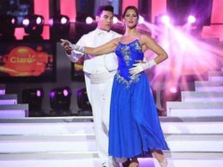Mª Jesús Ruiz («Dancing with the Stars»): «El toque de la patria aquí es muy querido»