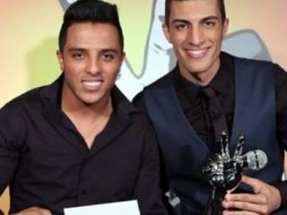 Dupla vencedora do The Voice Brasil lançará primeiro cd em abril; Daniel não é mais jurado para 2015