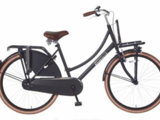 Hollandfahrrad Hollandrad Fahrrad Daily Dutch Schwarz 26 Zoll NEU! in Goch