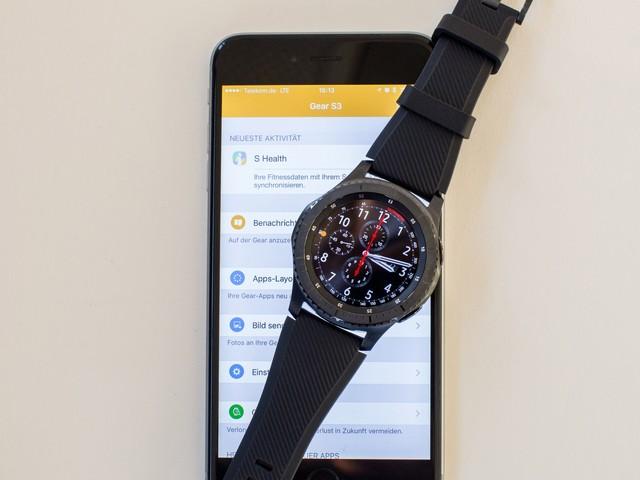 Samsung Gear S2, Gear S3 und Fit2 bald iOS kompatibel