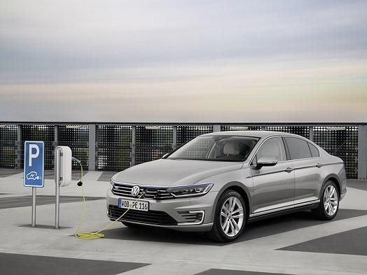 Volkswagen Markteinführung Passat GTE und Passat Alltrack