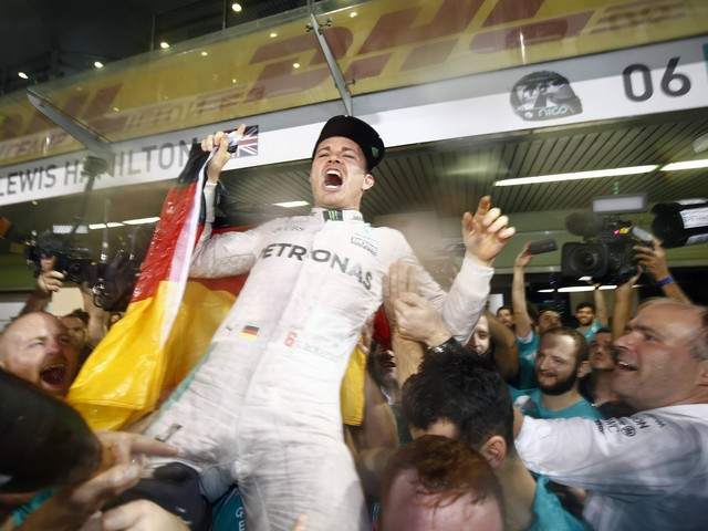 """Nico Rosberg beendet F1-Karriere: Stimmen und Reaktionen - """"Geschockt und beeindruckt"""""""