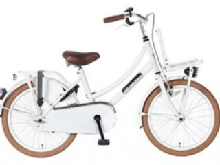 Hollandfahrrad Hollandrad Fahrrad Daily Dutch Weiss 20 Zoll NEU! in Goch