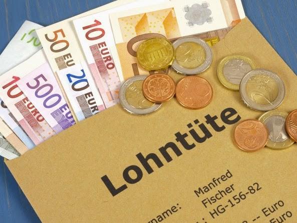 Studie: Lohnzahlungen verursachen Milliardenschäden für deutsche Unternehmen