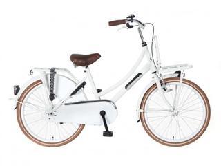 Hollandfahrrad Hollandrad Fahrrad Daily Dutch Weiss 22 Zoll NEU! in Goch