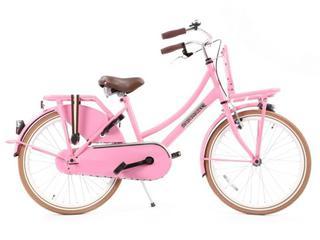Hollandfahrrad Hollandrad Fahrrad Daily Dutch Rosa 22 Zoll NEU! in Goch