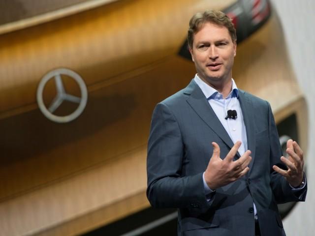 Daimlers Tanz mit den Tech-Firmen