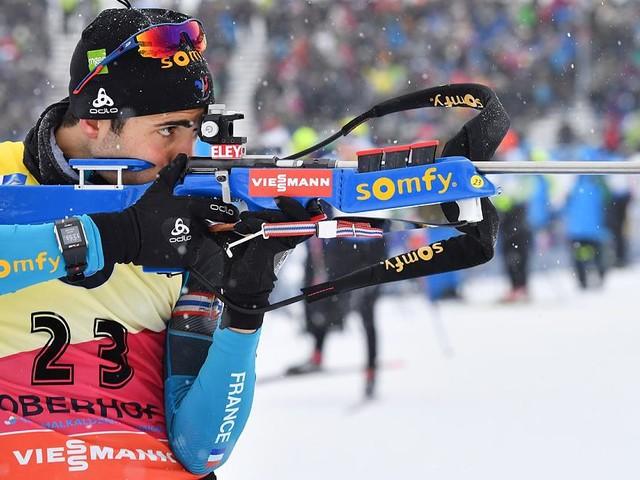 Biathlon-Sprint in Oberhof im Live-Ticker - Schempp, Peiffer und Doll jagen Fourcade
