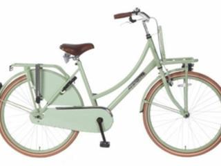 Hollandfahrrad Hollandrad Fahrrad Daily Dutch Rosa 26 Zoll NEU! in Goch