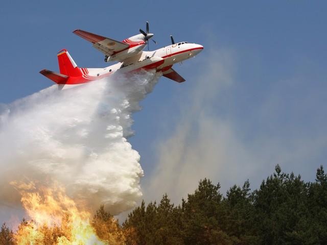 Schockierende Fotobeweise: Chemtrails verursachen Waldbrände