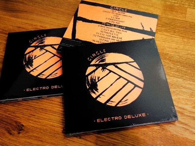 Electro Deluxe - Circle   Musiktipp und Verlosung