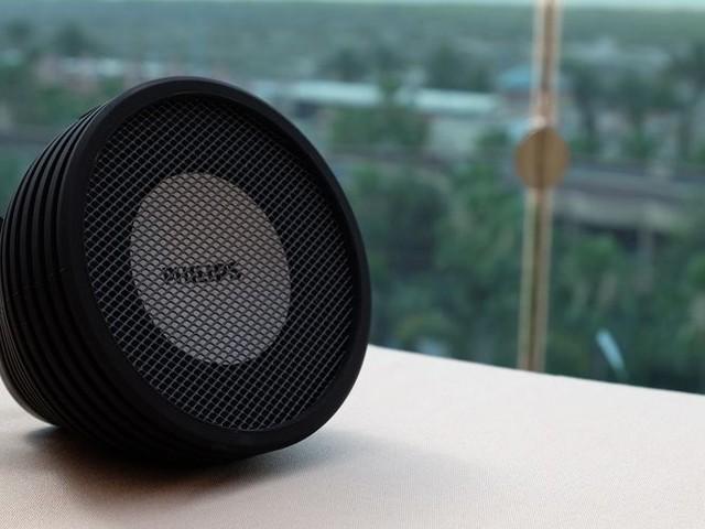 Kommentar zu Philips Dot Bluetooth Lautsprecher von Der Philips BT6000 R/12 - Im Test / Erfahrungsbericht