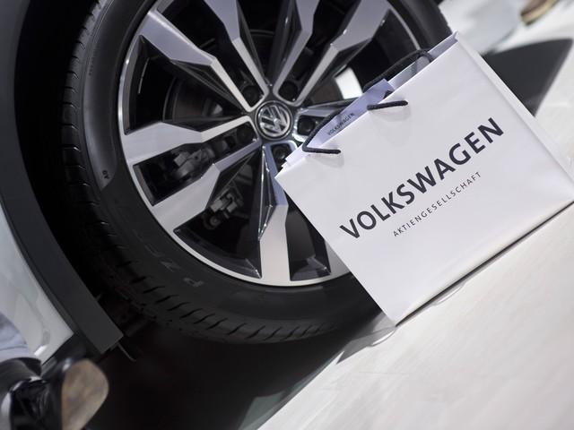 Volkswagen ruft Tiguan, Audi ...