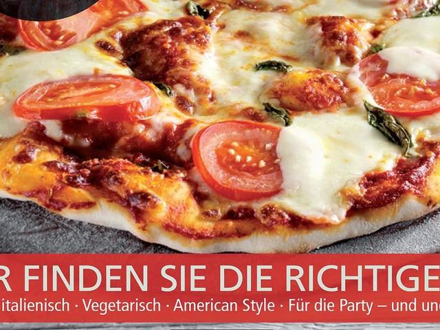 PDF-Ratgeber - Die 88 besten Pizza-Rezepte