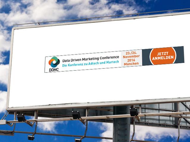 Netzpiloten sind Partner der Data Driven Marketing Conference 2016 + Rabatt