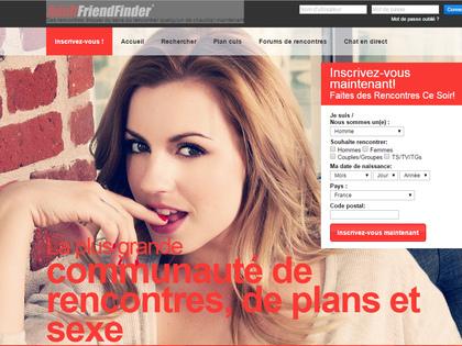 Les informations de millions d'utilisateurs du site de rencontres Adultfriendfinder publiées