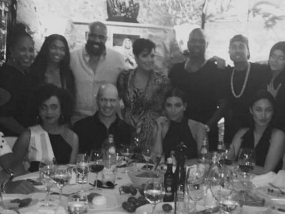 Cannes Lions 2015 : Kim Kardashian invitée, sa famille vient la soutenir !