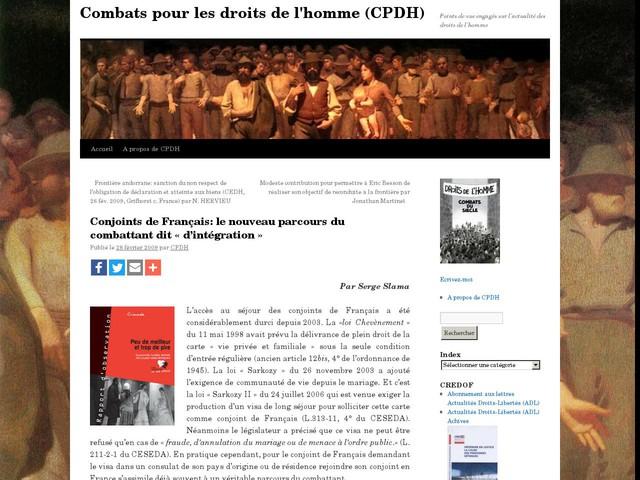 Commentaires sur Conjoints de Français: le nouveau parcours du combattant dit «d'intégration» par creditparticulier8@gmail.com