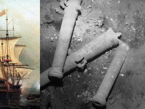 Le rêve des chasseurs de trésors retrouvé: un détail unique identifie le légendaire galion San Jose