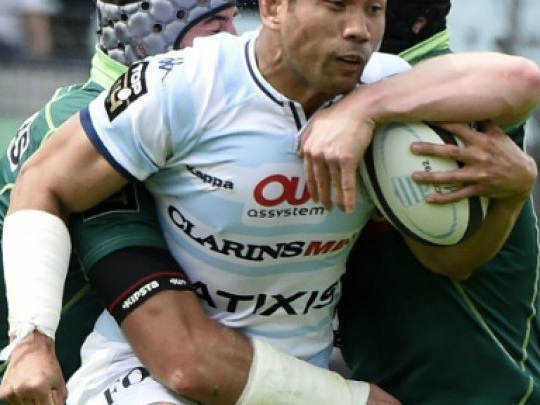 Top 14: Racing 92, une question de patience