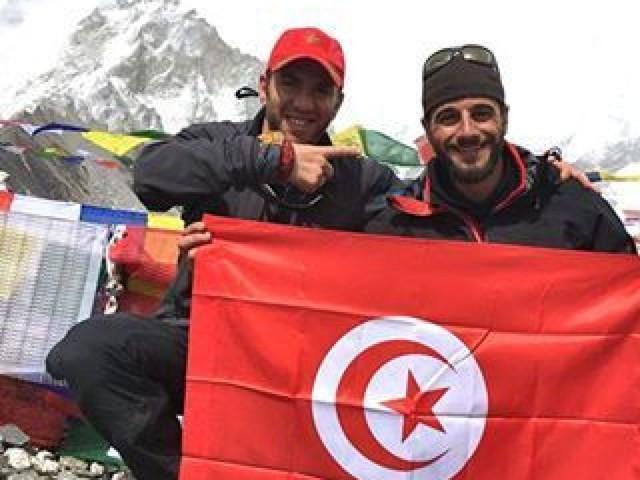 L'alpiniste tunisien Taher Manai réussi l'exploit de gravir l'Everest