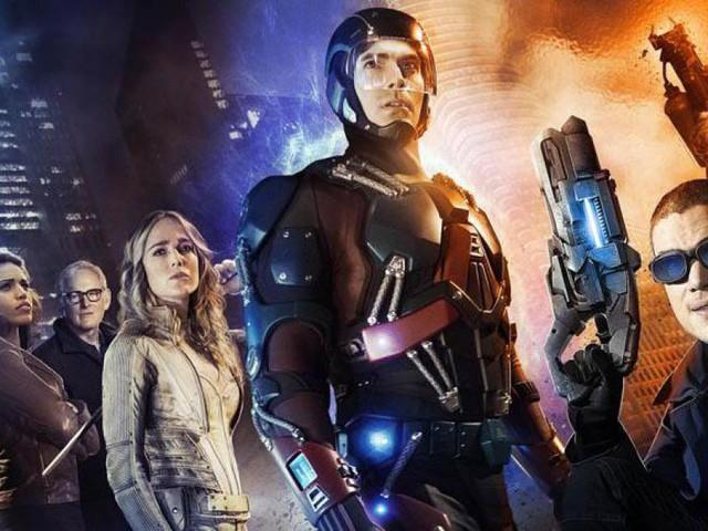 Legends of Tomorrow saison 2 : Voici les autres membres de la Justice Society of America et ceux qu'ils combattront !