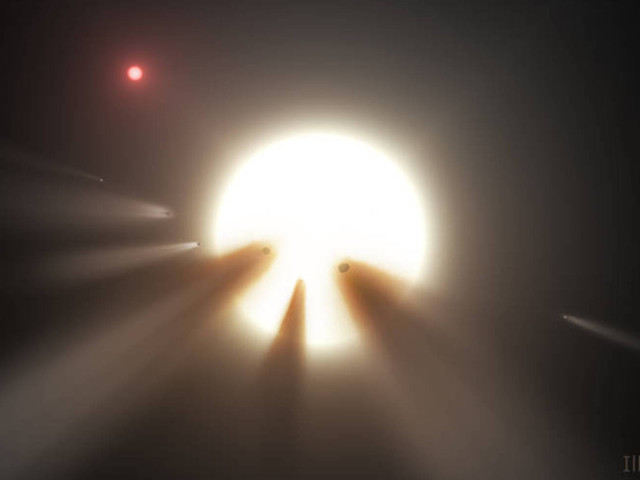Pourquoi l'étoile KIC 8462852 affole scientifiques et fans d'extraterrestres