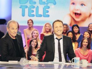 Enfants de la télé le 17/05, avec Eddy Mitchell, Baffie, Patrick Sébastien, Bigard...
