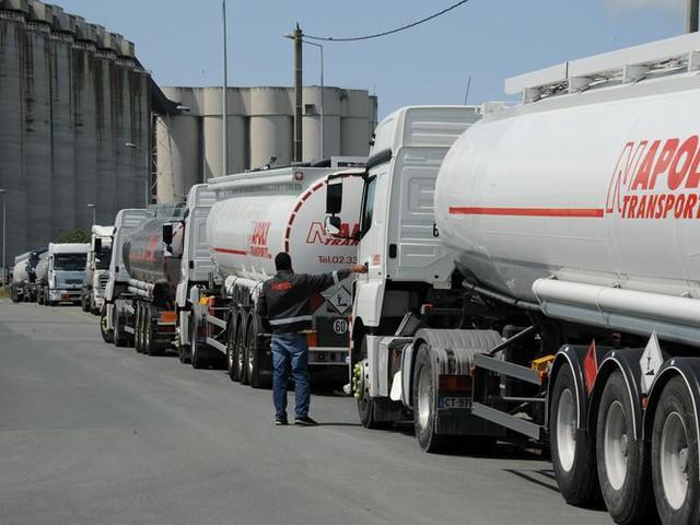 L'Etat tranquillisé par ses réserves stratégiques de carburant